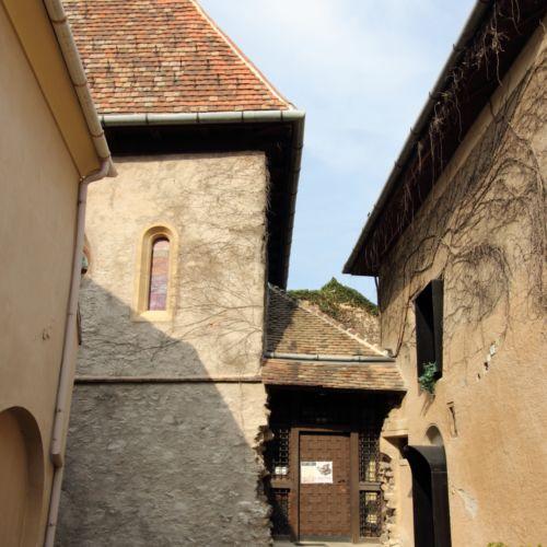 Középkori Ó-zsinagóga   Sopron