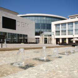 MODEM Modern és Kortárs Művészeti Központ | Debrecen