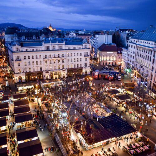 Budapesti Adventi és Karácsonyi Vásár | Budapest