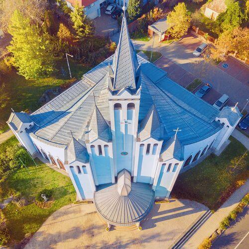 Szentlélek Templom   Hévíz