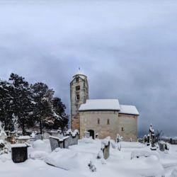 Egregyi templom | Hévíz