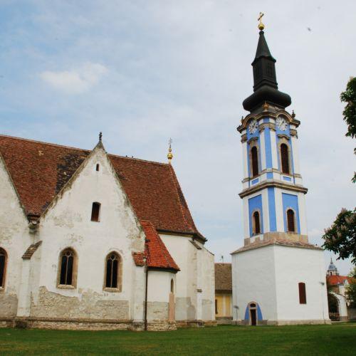 Szerb templom | Ráckeve