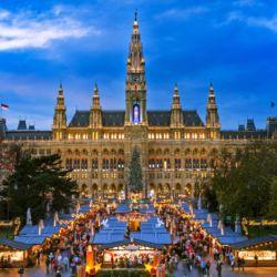 Bécsi Adventi Vásár  | Bécs