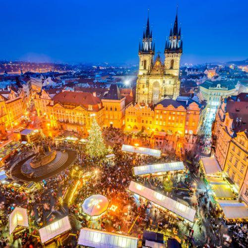 Prágai Adventi Vásár | Prága