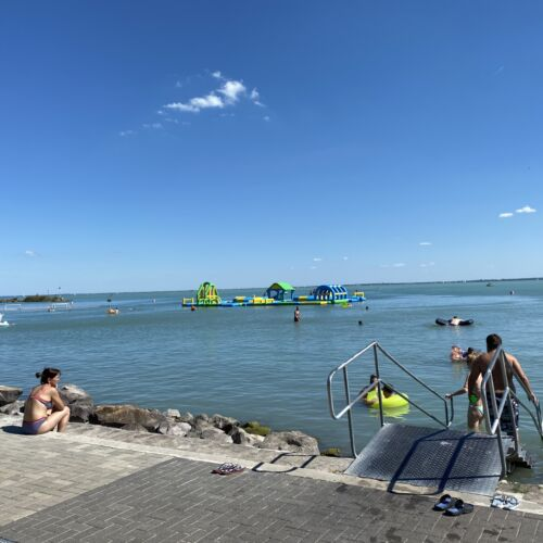 Kisfaludy Strand | Balatonfüred