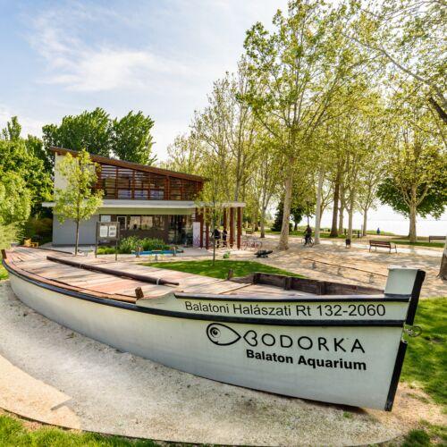 Bodorka Balatoni Vízivilág Látogatóközpont | Balatonfüred