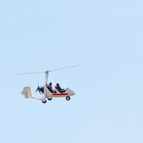 Gyrokopter sétarepülés | Cserszegtomaj