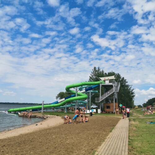Tisza-tó strand | Abádszalók