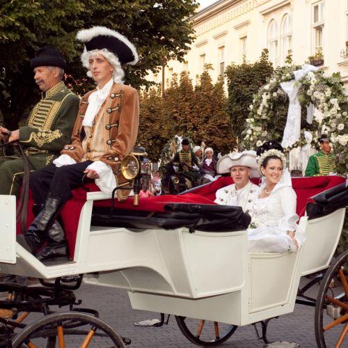 XXVII. Barokk esküvő   Győr