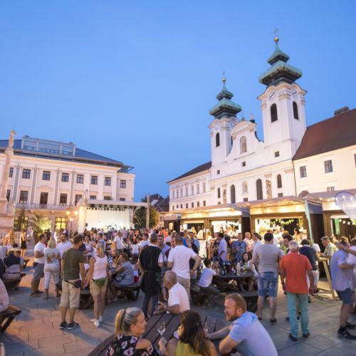 Győri Bornapok | Győr