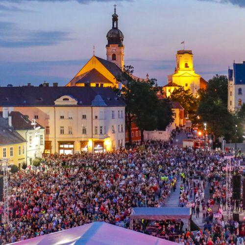 Nyárnyitó hétvége | Győr