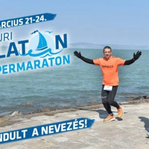 14. SPURI Balaton Szupermaraton | Siófok