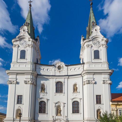 Szent András Bazilika | Révkomárom