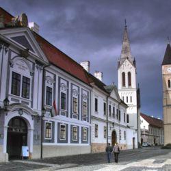 Dubniczay-palota | Veszprém