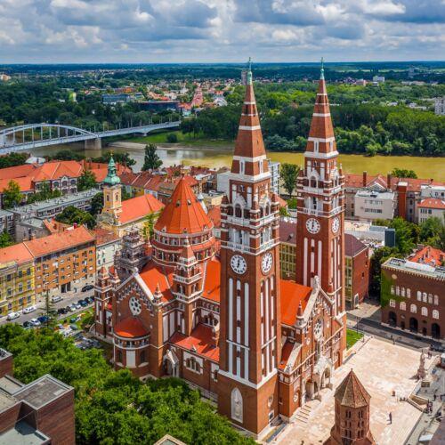 Szegedi Dóm | Szeged