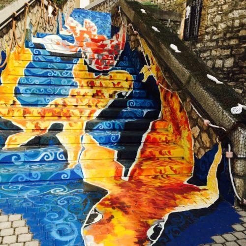 Halas Lépcső | Tapolca