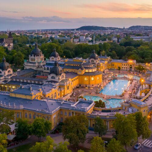 Széchenyi Gyógyfürdő és Uszoda | Budapest