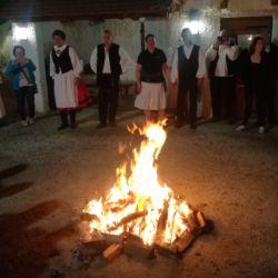 Tüzes Szombat | Egerszalók