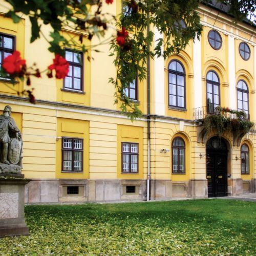 Püspöki palota | Vác