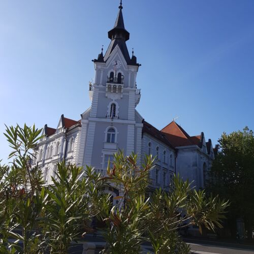 Városháza   Kaposvár