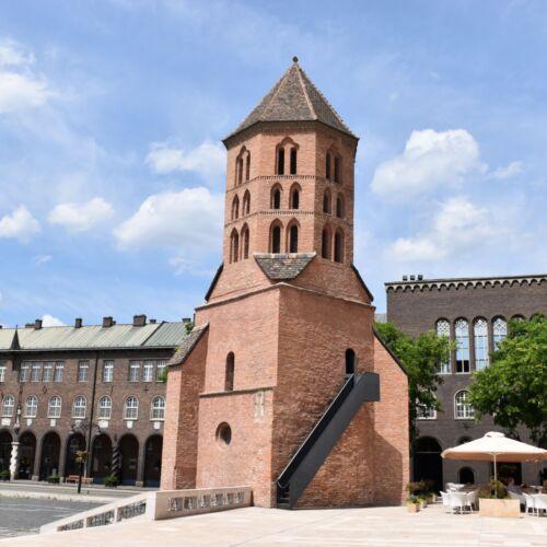 Dömötör-torony   Szeged