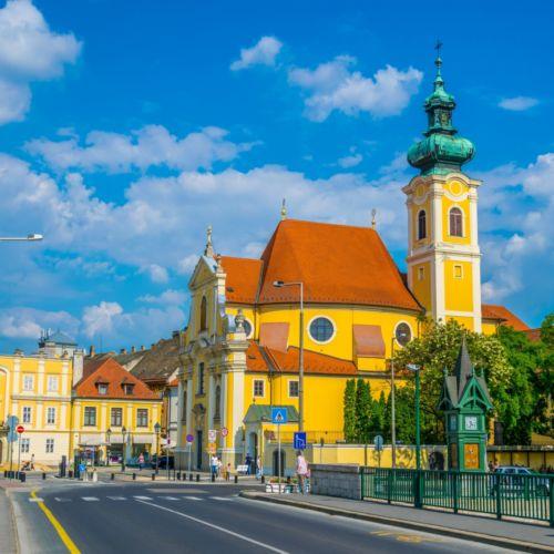 Kármelita Templom és Rendház | Győr