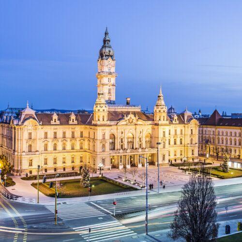 Városháza | Győr