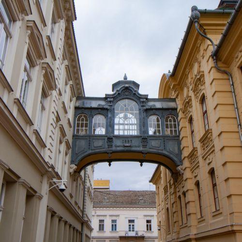 Sóhajok hídja | Szeged