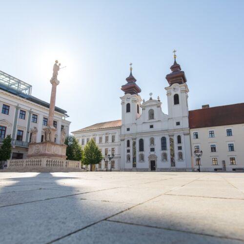 Loyolai Szent Ignác-templom | Győr