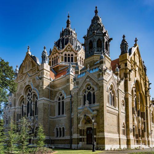 Új Zsinagóga | Szeged
