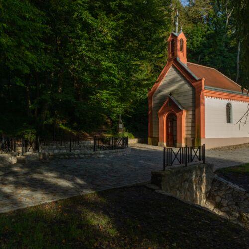 Szentkút-kápolna | Bakonybél