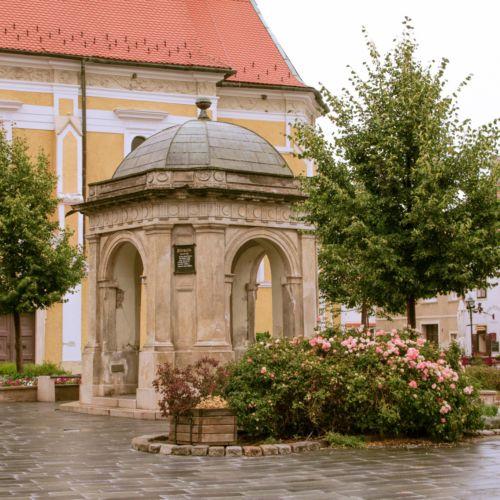 Városkút | Kőszeg