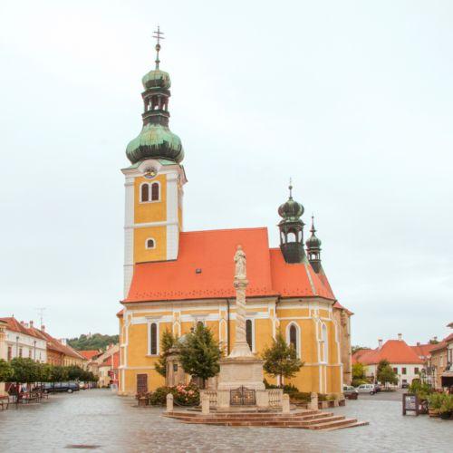 Szent Imre templom | Kőszeg
