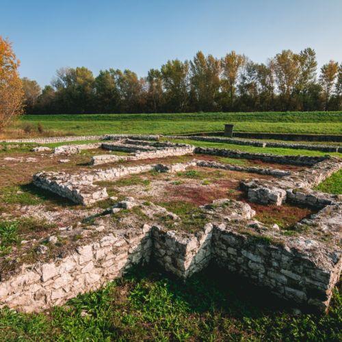 Kelemantia Római Katonai tábor | Iža