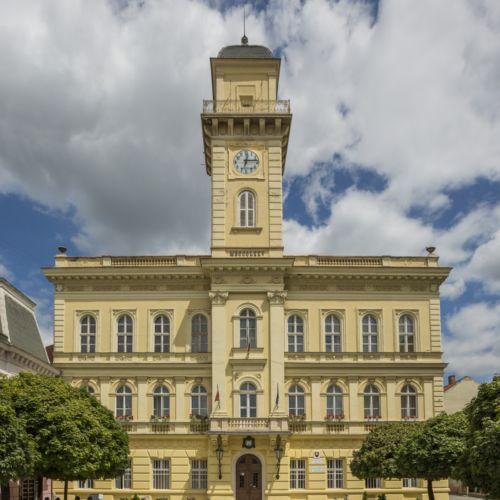 Városi Hivatal Komárom | Révkomárom