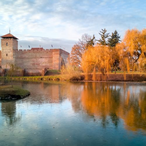 Gyulai vár-tó | Gyula
