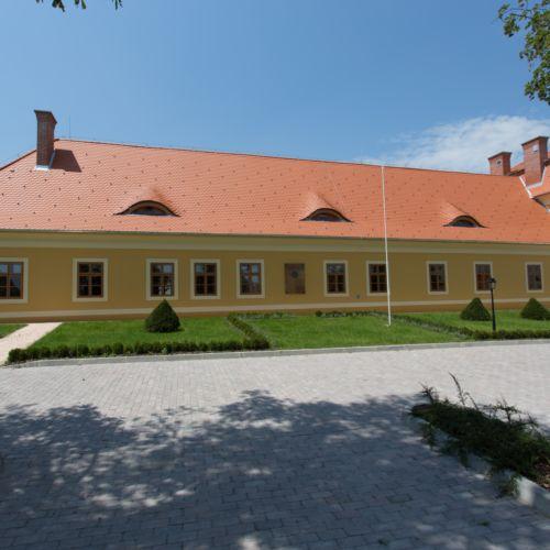 Bél Mátyás Látogatóközpont | Balatonkeresztúr