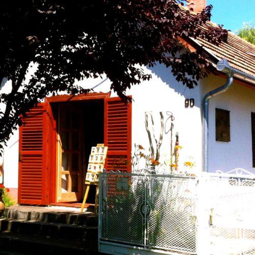 Festőház   Balatonberény