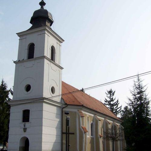 Keresztelő Szent János Gótikus Templom | Balatonberény