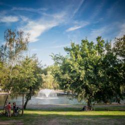 Nagyerdei Park | Debrecen