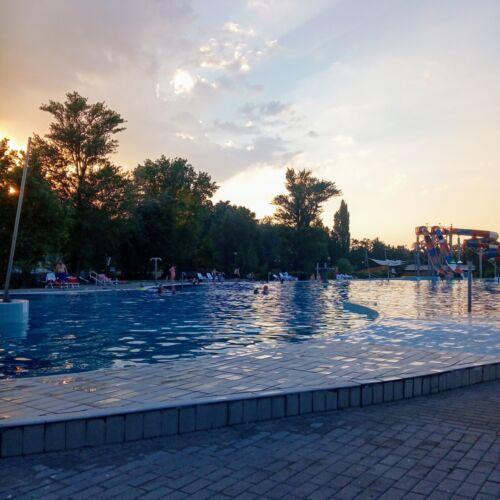 Csepeli Strandfürdő   Budapest