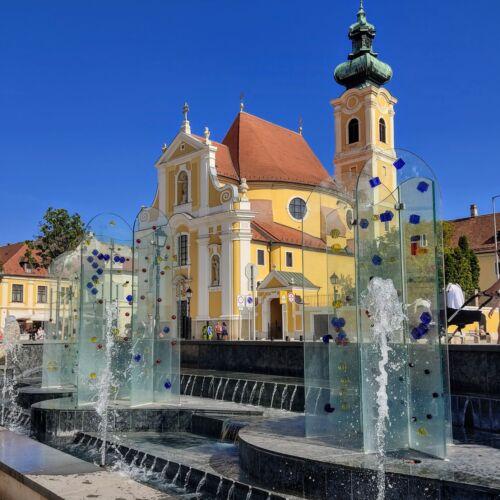 Bécsi kapu tér | Győr