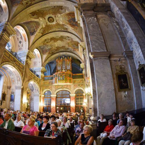 Harmonia Albensis – templomi koncertsorozat | Székesfehérvár
