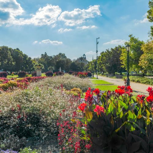 Tisza Park | Szolnok