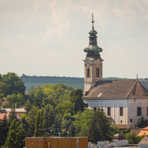 Rác templom | Eger