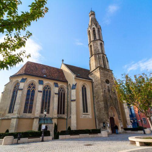 Kecske-templom   Sopron