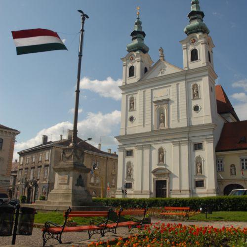 Domonkos templom   Sopron