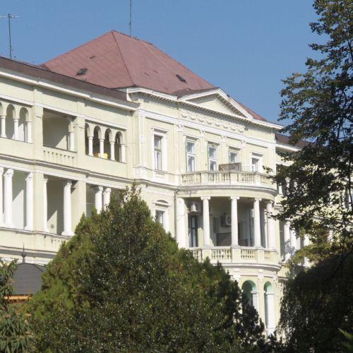 Állami Szívkórház | Balatonfüred