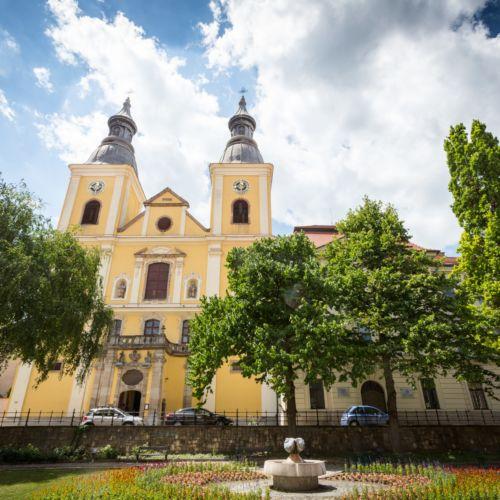 Ciszterci templom | Eger