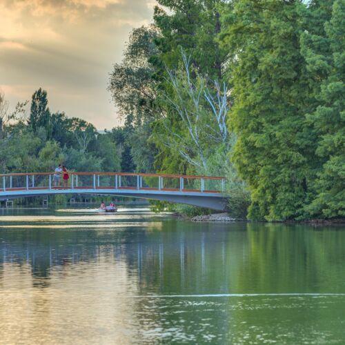 Csónakázó-tó | Szombathely